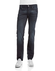 Dkny Williamsburg Slim Fit Jeans Dark Blue