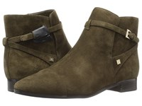 Ivanka Trump Meria Dark Green Women's Boots