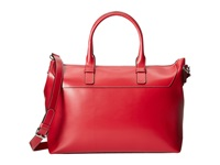 Lodis Audrey Wilhelmina Work Satchel Red Black Satchel Handbags