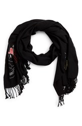 Undercover Women's Perfect Day Wool And Cashmere Scarf