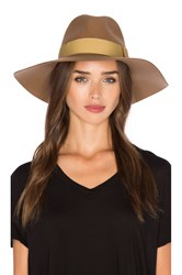 Brixton Piper Hat Tan