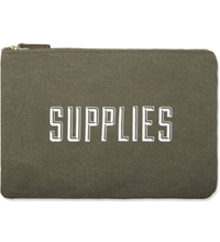 Izola Supplies Pouch Hypebeast Store. Shop Online For Men's Fashion Streetwear Sneakers Accessories