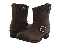 Frye Engineer 8R Gaucho Women's Pull On Boots Brown
