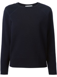 Golden Goose Deluxe Brand Crew Neck Sweatshirt Blue