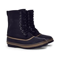 Sorel 1964 Premium Waterproof Leather Boot Black