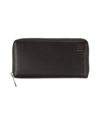 Dirk Bikkembergs Wallets Dark Brown