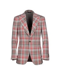 Italia Independent Blazers Red