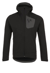 Salomon Ranger Soft Shell Jacket Black