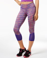 Ideology Space Dyed Capri Leggings Only At Macy's Cosmic Space Dye