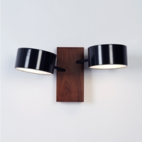 The Future Perfect Excel Double Sconce Lighting