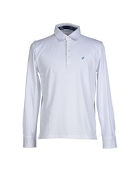 Heritage Topwear Polo Shirts Men White