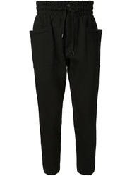 Alexandre Plokhov Tapered Trousers Black