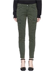 J Brand 'Houlihan' Slim Fit Zip Cuff Cargo Pants Green