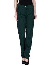 Xandres Casual Pants Dark Green