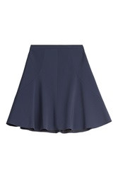 Hugo Flared Skirt Blue