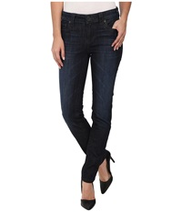 Kut From The Kloth Stevie Straight Leg Jeans In Benevolent Benevolent Women's Jeans Blue