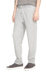 Rag And Bone 'Standard Issue' Sweatpants Light Heather Grey