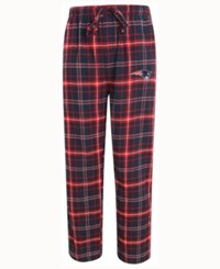 Concepts Sport Men's New England Patriots Ultimate Flannel Sleep Pants Navy