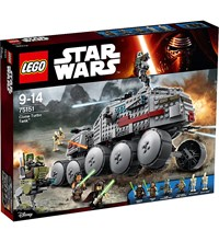 Lego Star Wars Clone Turbo Tank