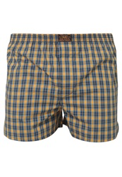Tom Tailor Atlantic Boxer Shorts Dark Cheddar Orange