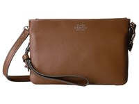 Vince Camuto Cami Crossbody Golden Brown Cross Body Handbags