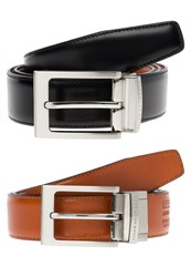 Tiger Of Sweden Amigdala Belt Black