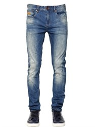 Superdry 16.5 Skinny Fit Stretch Cotton Jeans