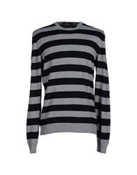Mas_Q Knitwear Jumpers Men Grey