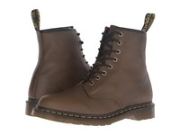 Dr. Martens 1460 Grenade Green Carpathian Lace Up Boots Brown