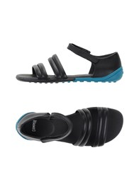 Camper Footwear Sandals Women Black