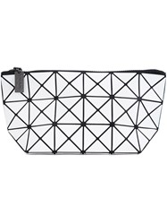 Issey Miyake Bao Bao 'Lucent Frost' Clutch White
