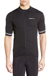 Men's Craft 'Classic' Fitted Moisture Wicking Stretch Cycling Jersey