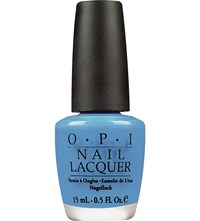 Opi Nail Polish No Room For The Blue