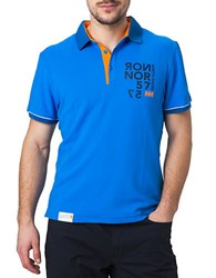 Helly Hansen Hp Quick Dry Racing Polo Racer Blue
