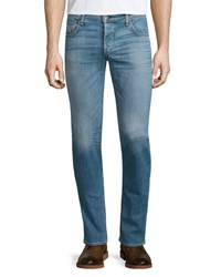Rag And Bone Rag And Bone Standard Issue 2 Light Wash Denim Jeans Dark Blue Size 38