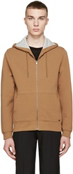 Marc By Marc Jacobs Camel Zip Up Hoodie