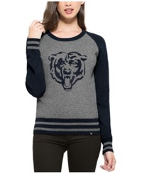 47 Brand '47 Women's Chicago Bears Neps Sweater Navy