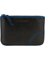 Comme Des Garcons Play Coin Pouch Black
