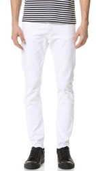 The Kooples Denim Jeans White