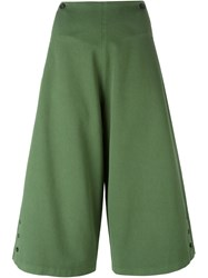 Societe Anonyme 'Brest' Trousers Green