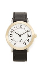Marc Jacobs Riley Extensions Watch Gold Silver White Black