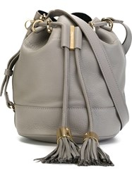 See By Chloe 'Vicky' Crossbody Bag Grey
