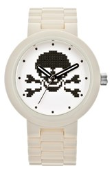 Lego 'Skull' Bracelet Watch 42Mm