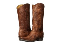 Old Gringo Paapi Oryx Brass Cowboy Boots Brown