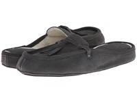 Patricia Green Greenwich Charcoal Women's Slippers Gray