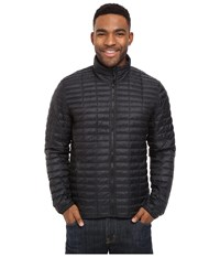 Adidas Flyloft Jacket Black Utility Black Men's Coat