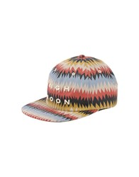 Altamont Accessories Hats Men Red