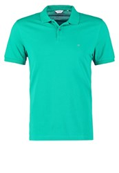 Ck Calvin Klein Pete Fitted Polo Shirt Green