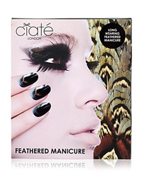 Ciate Ciate Feather Manicure Kit Ruffle My Feathers