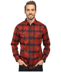 Merrell Subpolar Flannel Bossa Nova Men's Long Sleeve Button Up Multi